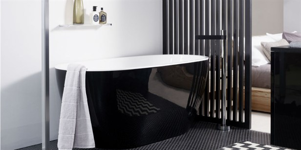 Save space in bathroom