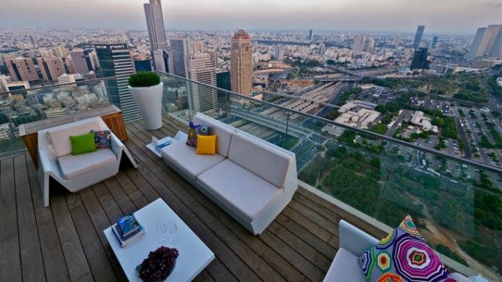 decorate terraces