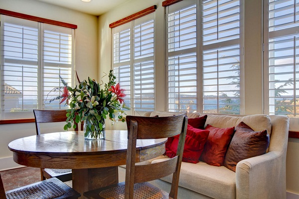 Plantation Shutters Increase the Value of Your Property