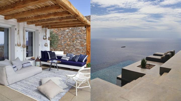 Greek island of Syros