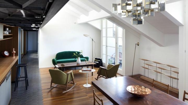 Original apartment Milan Italy