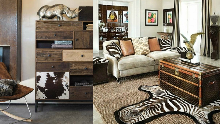 Ideas For Decorating With Safari Style