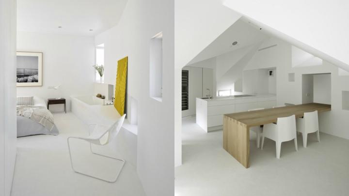 apartment to duplex