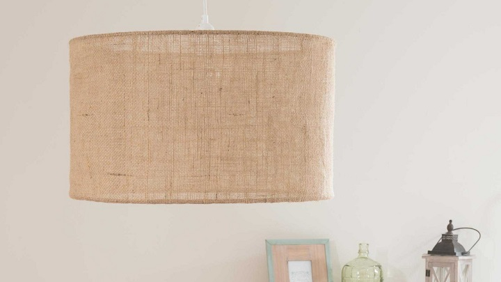 decorate with jute