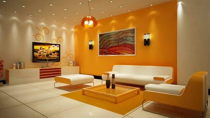 Interior paintings