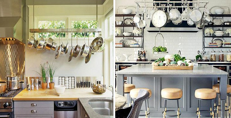 ideas for storing pans