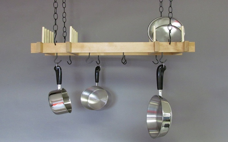 itop deas for storing pans