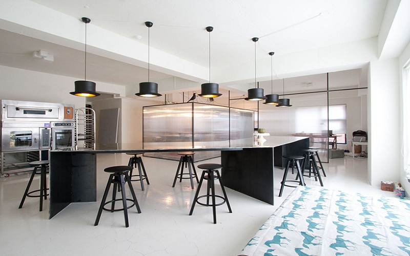 top Kitchen interior