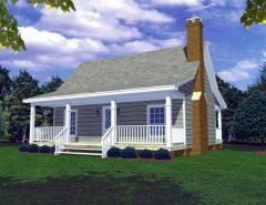 600 sq ft house plan
